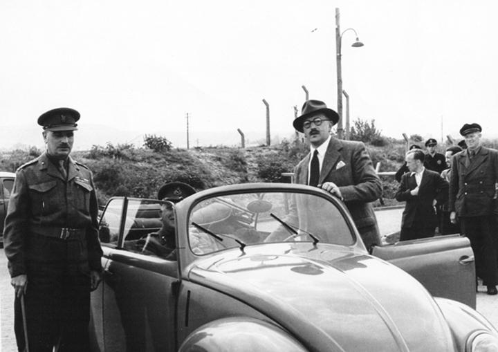 Sejarah Ringkas Volkswagen Beetle