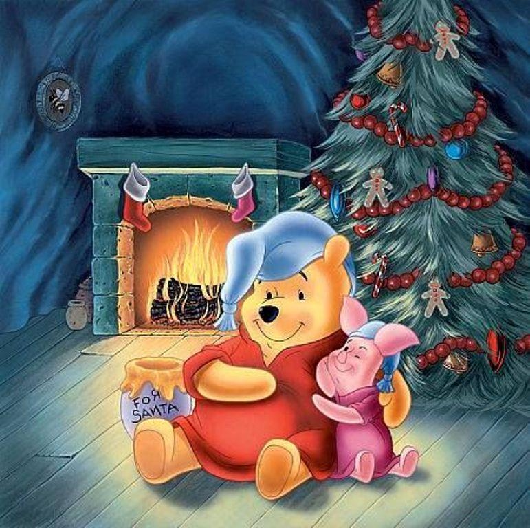 Картинки с мультфильмов про рождество