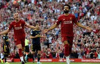 موعد مباراة ليفربول وتوتنهام الأحد 27-10-2019 ضمن الدوري الانجليزي والقنوات الناقلة