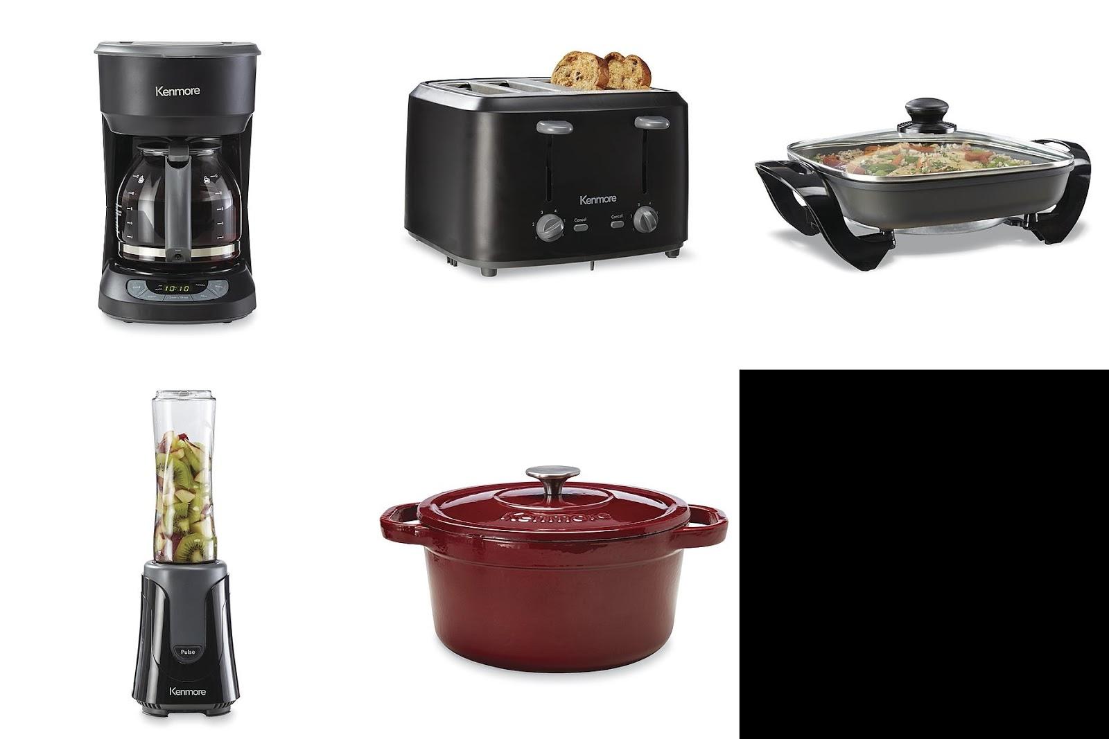 dead] sears: 100% back in points on select kenmore appliances