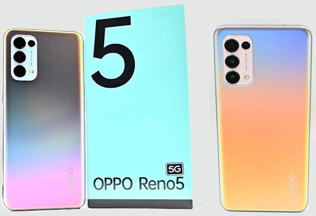 Oppo Rеnо5 5G