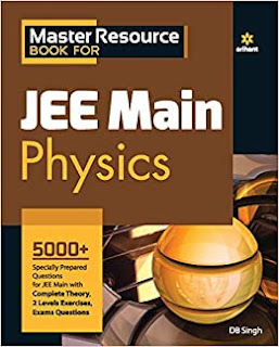 Master Resource Book in Physics for JEE Main 2021[PDF]