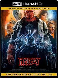 Hellboy (2004) Director's Cut 4K [UHD HDR] Latino [Google Drive] Panchirulo