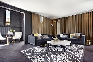Sala elegante