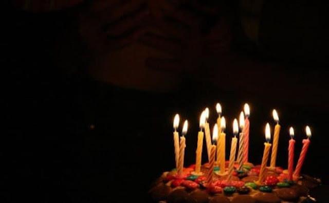 foto doa ulang tahun untuk diri sendiri
