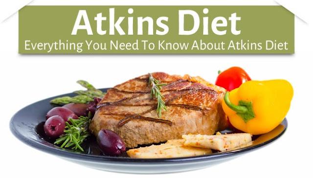 Efek Samping Diet Atkins Bagi Kesehatan