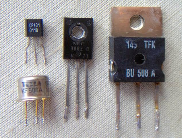 इंटीग्रेटेड चिप ( Integrated Circuit Chip )