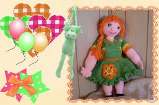 craftybegonia funmigurumi doll liza beth