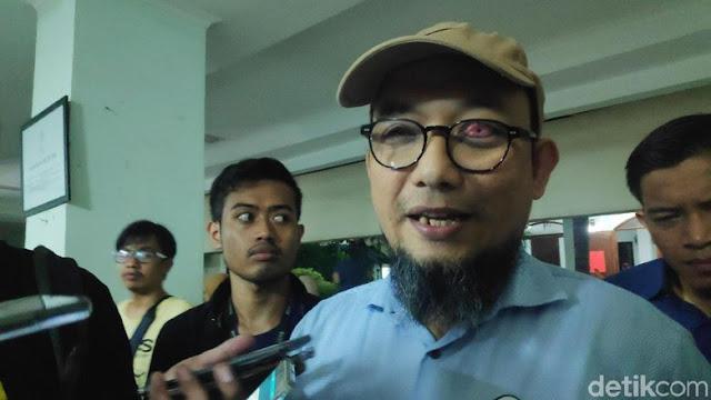 Tim Teknis Selesai Hari Ini, Novel Sebut Polri 3 Kali Ngeyel ke Jokowi