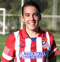 Laura Ortega Atlético Madrid