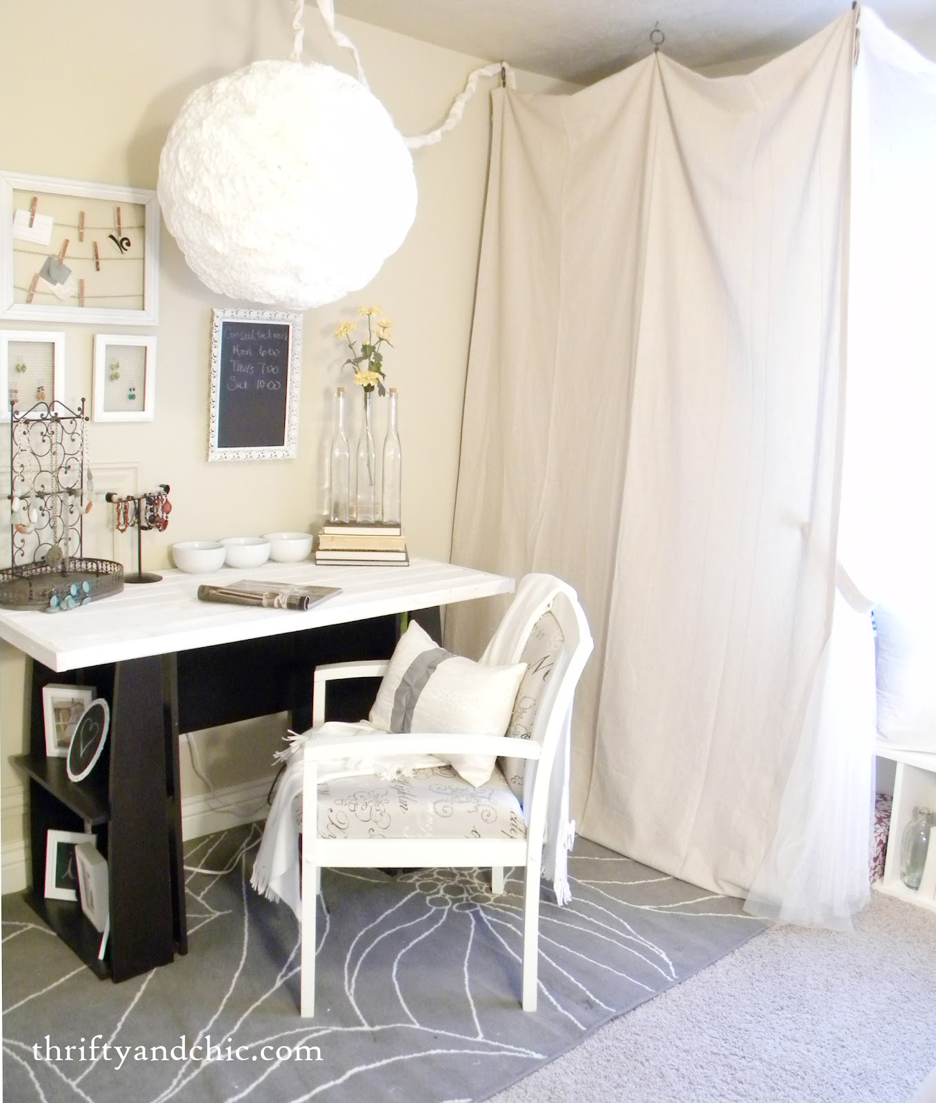 Diy Home Office Ideas: DIY Projects And Home Decor