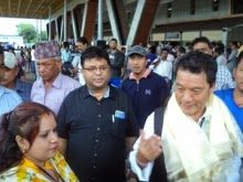 GJM delegation returned Darjeeling with bagful promises