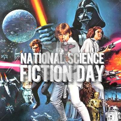 National Science Fiction Day Wishes