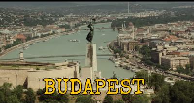 Easter Eggs in Marvel Black Widow Trailer- Budapest