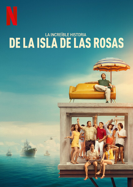 Rose Island (2020) NF WEB-DL 1080p Latino