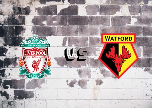 Liverpool vs Watford  Resumen y Partido Completo