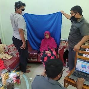 Peringati Hari Lansia Nasional, Disdukcapil Lakukan Perekaman KTP di Rumah Lansia