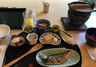 大仙家 朝の基本和定食