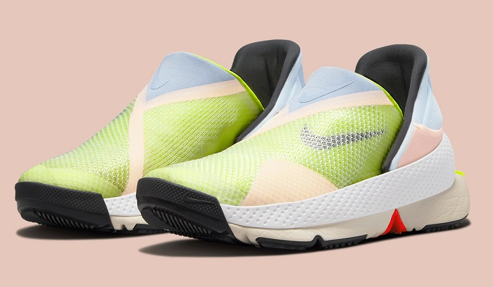 Nike Go FlyEase Hands-Free Sneakers Design Pictures