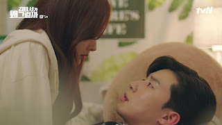 Sinopsis What's Wrong with Secretary Kim Episode 5