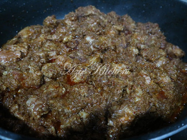 Rendang Daging Berempah A Keeper Recipe