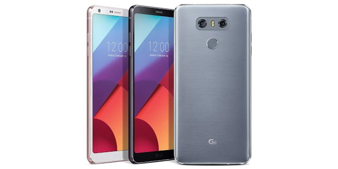 Save $300 on the LG G6+ on Amazon and B&H