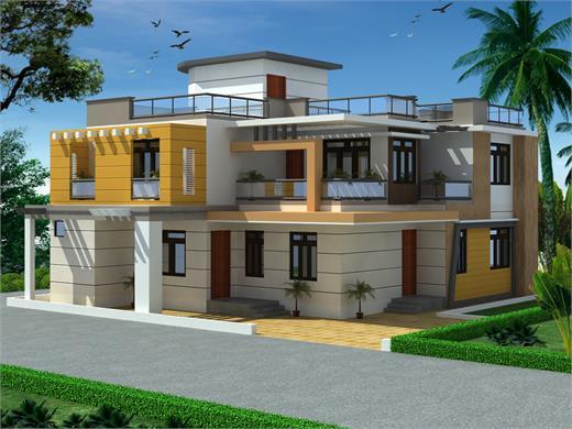 Lonavala Pune Row House Designs