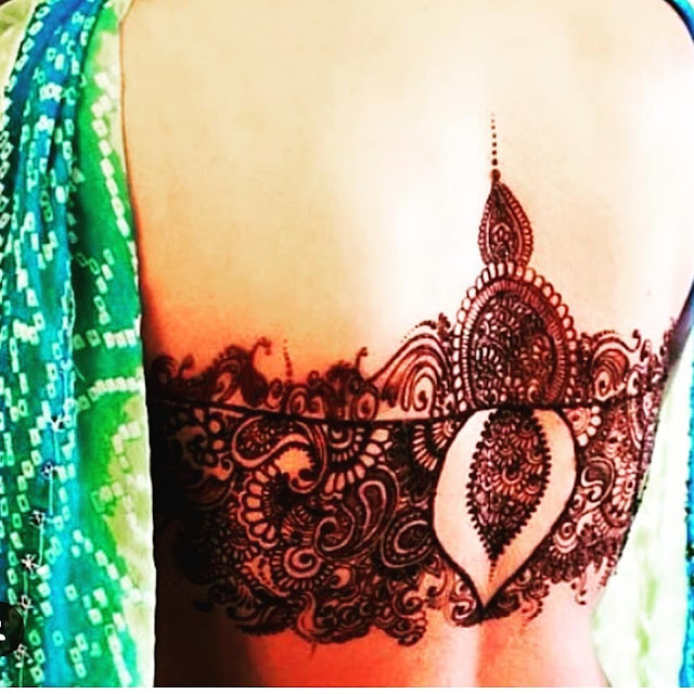 mehndi arabic designs images