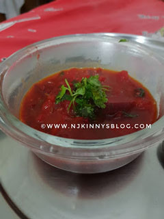 Tomato and Beetroot Soup (Tamatar aur Chukandar Soup) Recipe- Njkinny's Blog