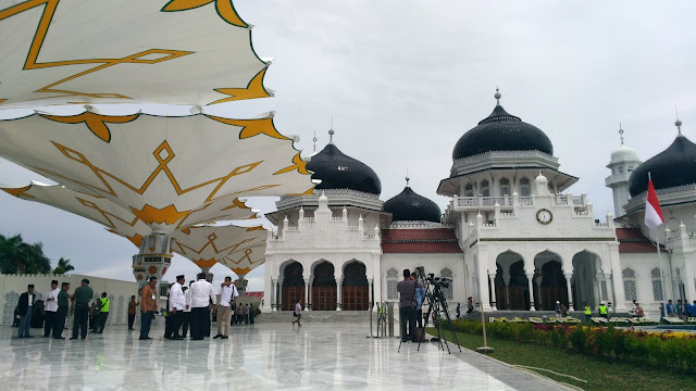 Patut Ditiru, Nanggro Aceh Berhasil Tangkal Corona Dengan Dua Cara Ini