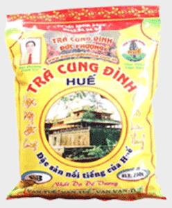 tra cung dinh Hue