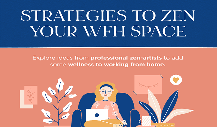 Strategies from Professional Zen-Artists #infographic