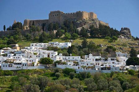 Rhodes, Yunani