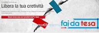 Logo Concorso ''FaidaTesa'' e vinci fantastici premi + buono sconto