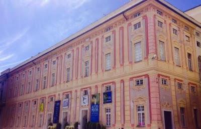 bugnato palazzo genova