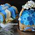 Bakul Pastry Gubahan Agar-agar Kering - Suraya