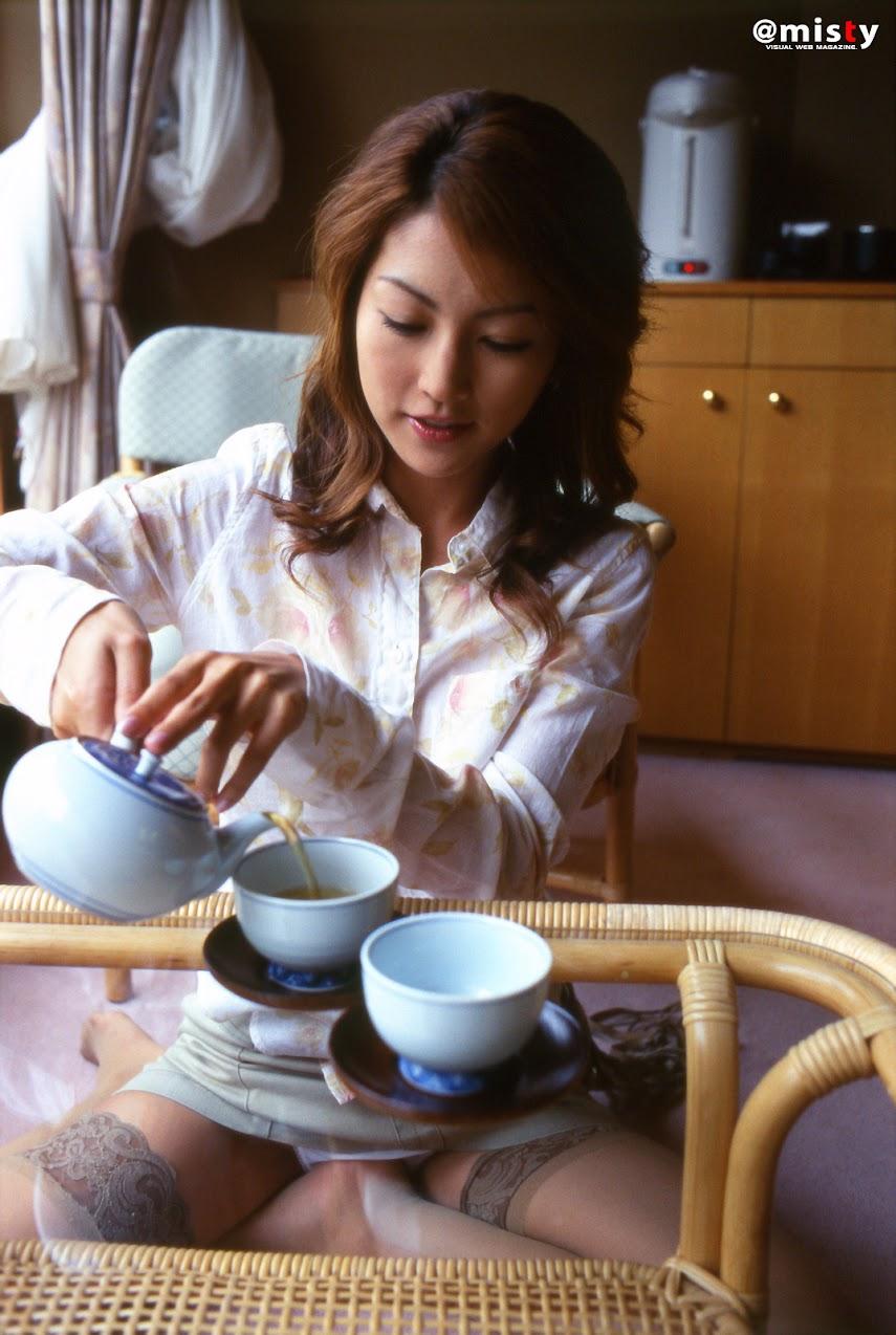 [Girl@Misty] No.076 Kaede Matsushima 松島かえで Vol.01 - idols