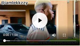 [COMEDY VIDEO] LEKKZY X STEVO OSHA - BENEFITS