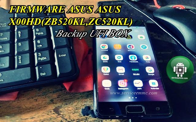 Firmware Sakti Asus Zenfone 4 ASUS_X00HD(ZB520KL,ZC520KL)