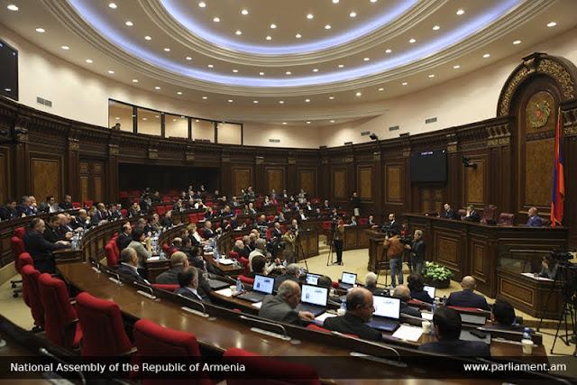 Parlamento aprueba enmiendas a ley de referéndum constitucional