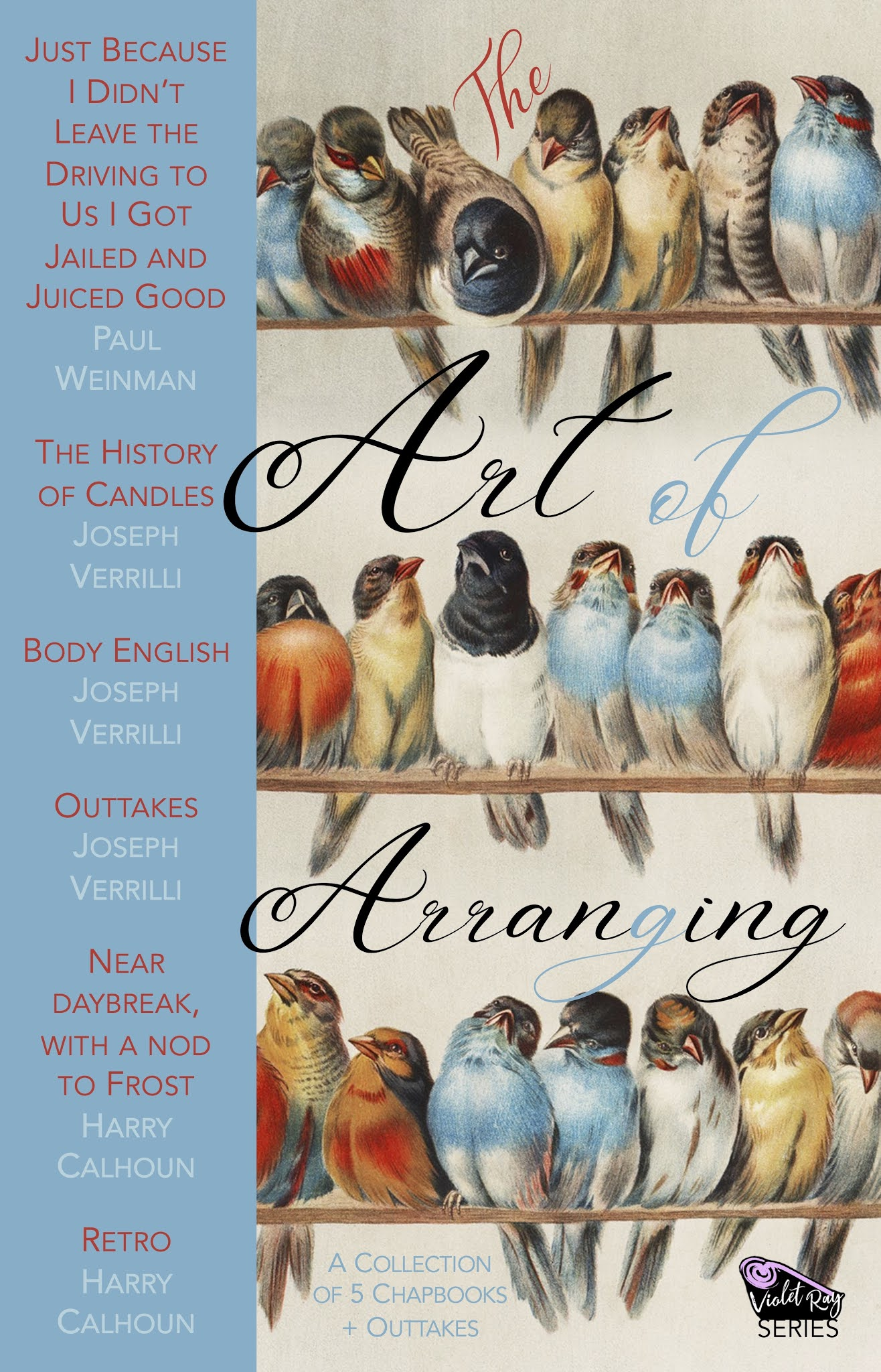 The Art of Arranging cover artwork