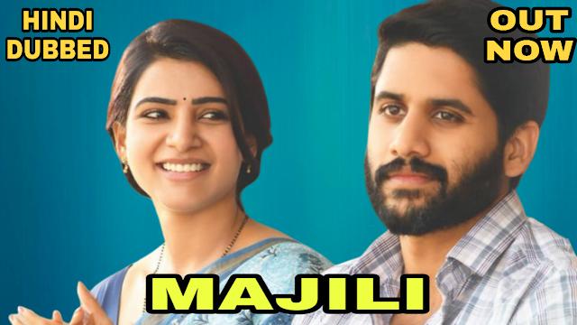 Majili (Hindi Dubbed)