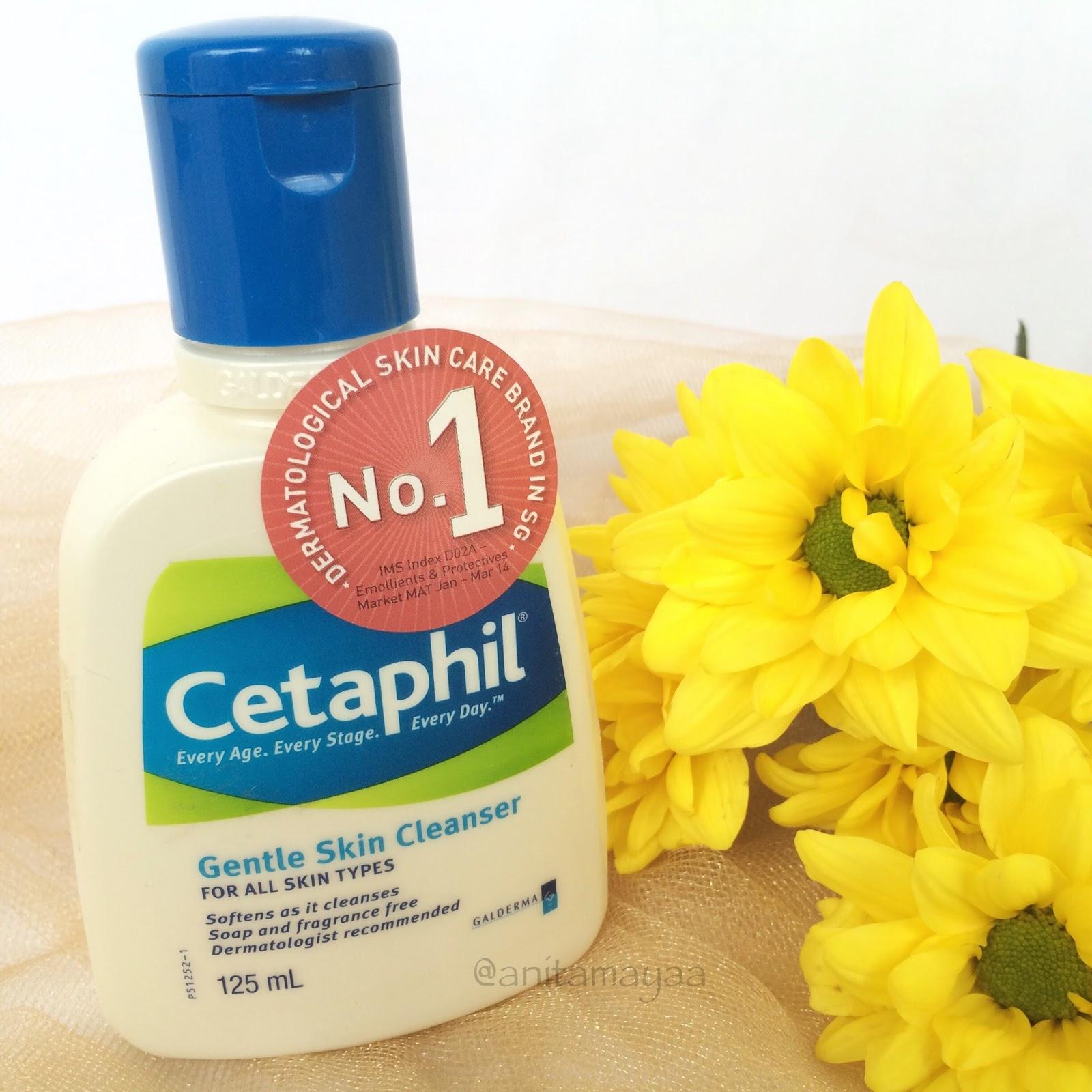 Review Cetaphil Gentle Skin Cleanser Dan Moisturizing Cream 250ml Sabun Cuci Muka Face Wash Adalah Pembersih Untuk Kulit Wajah Juga Kemasan Yang Aku Punya Ini Berisi 125 Ml Produk Teksturnya Mirip Gel Tapi