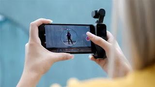 DJI-Osmo-Pocket-smartphone-connection