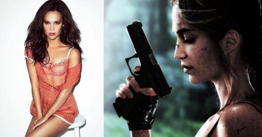 Alicia Vikander será la nueva Lara Croft en Tomb Raider