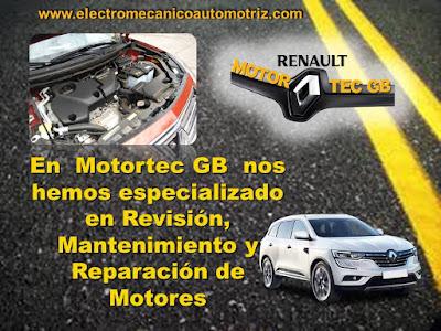 Reparacion de Motores Automotriz