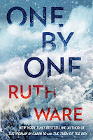 One by One, by Ruth Ware book cover and review