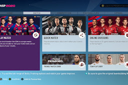 PES 2017 Update Next Season Patch 2020 + Liga Shopee Indonesia AIO PC