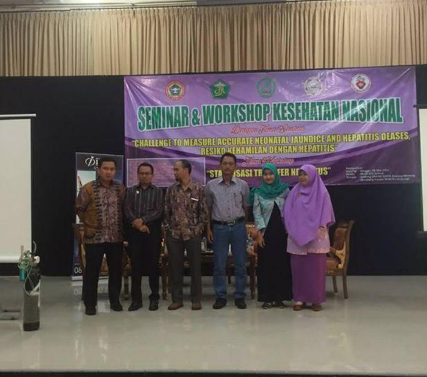 D'JONG Organiser dan STIKes Aisyah Pringsewu adakan Seminar dan Workshop Nasional
