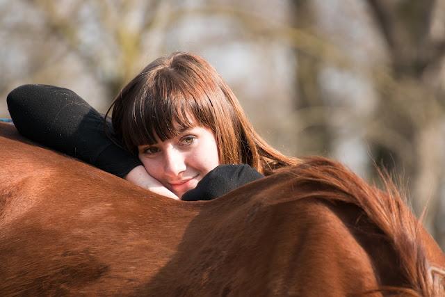 """""""Czy mój koń mnie lubi"""""""